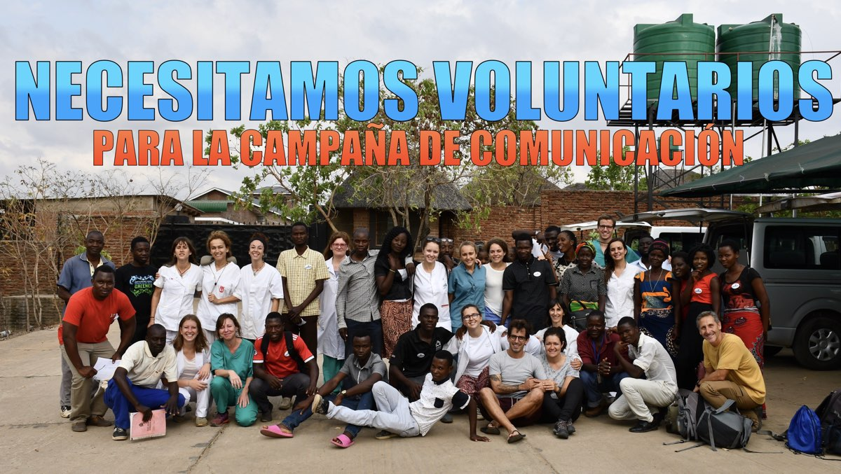 Voluntariado Virtual para Dermalawi